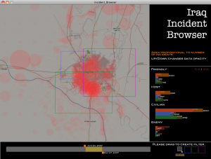 Incident Browser Screenshot