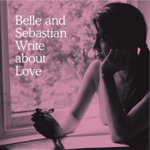 Cover of Belle and Sebastian CD
